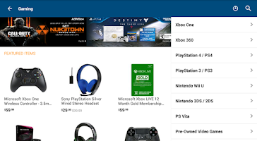 Screenshot of Newegg Mobile