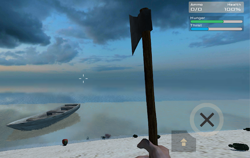 Castaway: Survival Island - náhled