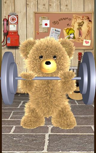 Talking Teddy Bear screenshots 7