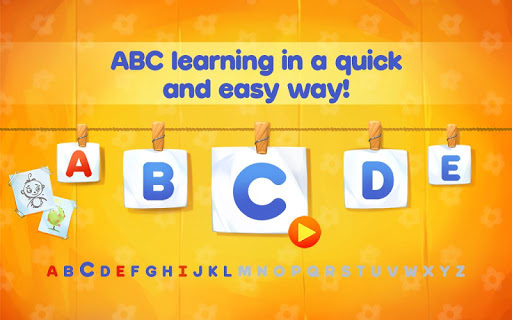 Alphabet ABC! Learning letters! ABCD games! 1.5.23 screenshots 11