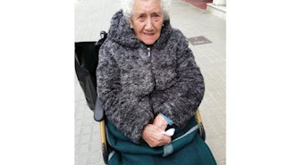 Micaela Polonio, la mujer de 100 años que ha superado el covid-19.