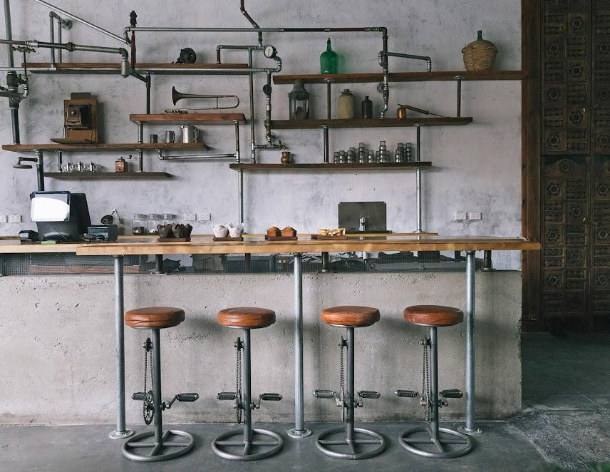 mẫu thiết kế quán cafe đẹp sài gòn tp hcm