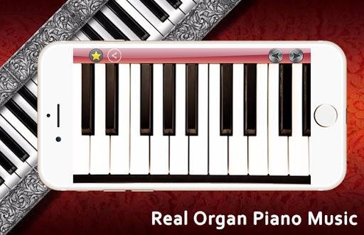 Real Organ Piano Music 1.10 screenshots 1