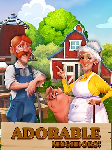 Happy Town Farm: Farming Game apkmr screenshots 12