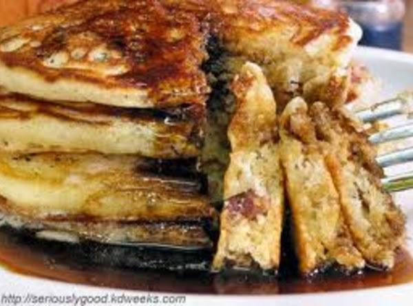Sausage Pancakes And Apples Recipe