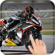 Bike Live Wallpaper with Sound and Touch APK