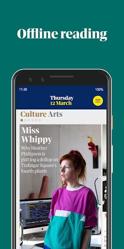 Guardian Daily screenshot 2