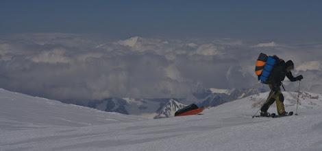 Photo: 5400 m.