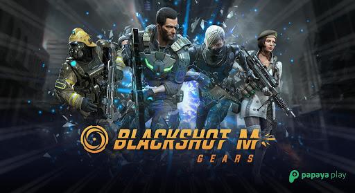BlackShot M : Gears  captures d'u00e9cran 1