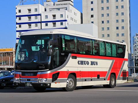 道南バス「高速はこだて号」 3946