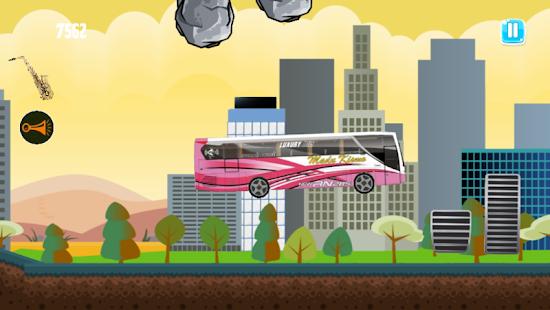PO Bus Madu Kismo Simulator - náhled