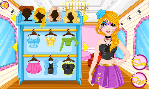 Fashion doll facial painting Apk Download 7