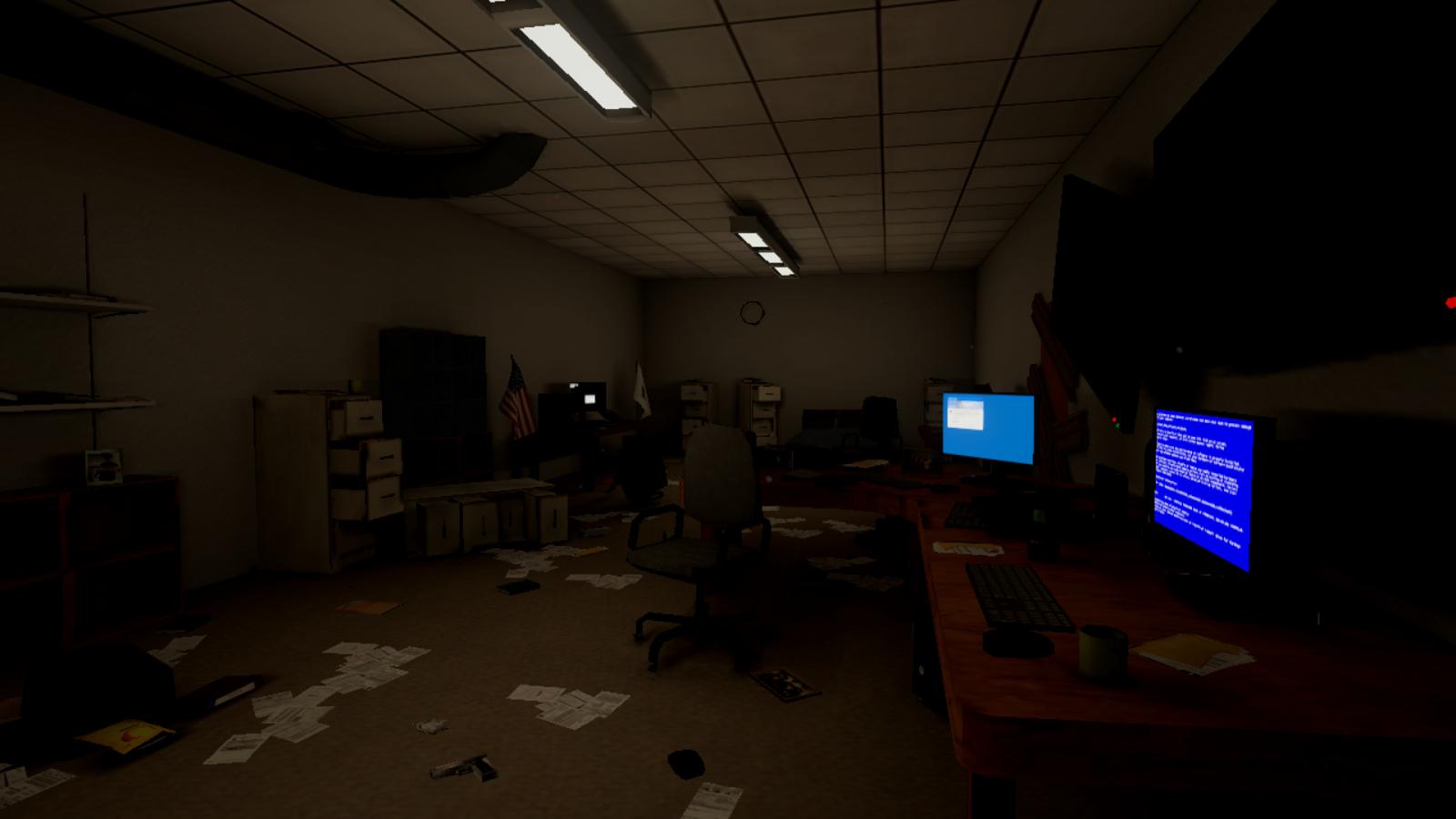 Unreal Engine 4 Demo - lionxsonar