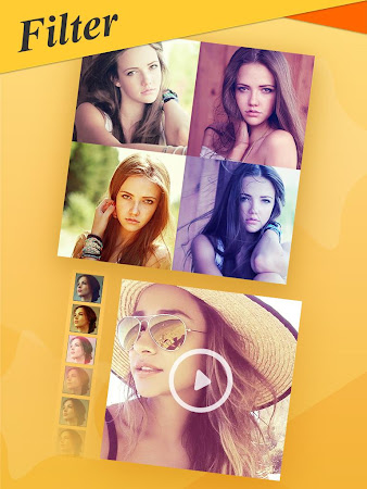 Selfie Camera with Candy Frame 1.6.5 screenshot 312225