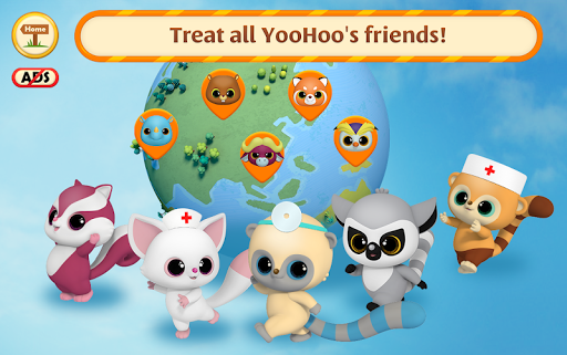 YooHoo: Pet Doctor Games for Kids! 1.1.2 screenshots 22