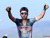 Un Belge s'impose dans la quatrième étape du Giro