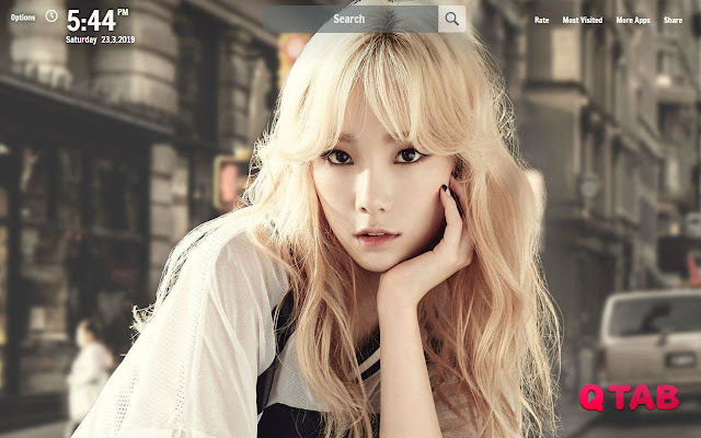 Taeyeon New Tab Taeyeon Wallpapers