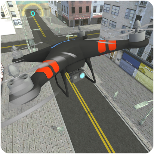 3D Drone Flight Simulator 2017 file APK for Gaming PC/PS3/PS4 Smart TV