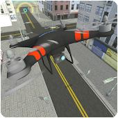 3D Drone Flight Simulator 2017
