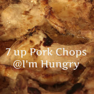7 up Pork Chops.