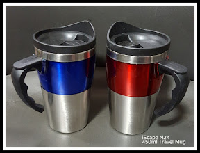Photo: iScape N24 Travel Mug