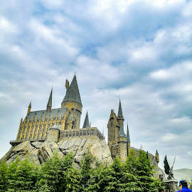 The Wizarding World of Harry Potter by Jurich Bitco - Buildings & Architecture Other Exteriors ( universal studios, magical, japan, harry potter, kingdom )