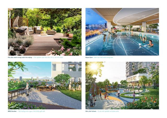 Những bạn mong muốn sống trong môi trường xanh sạch đẹp tại chung cư D Aqua