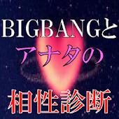 BIGBANG(ビッグバン)とアナタの相性診断