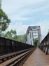 Photo: Most přes řeku Ostravici