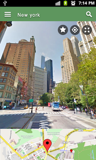 Street View Live Map u2013 Satellite Earth Navigation  screenshots 3