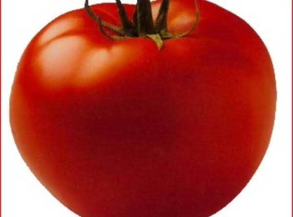 Beef Steak Tomatoes With Garden Herbs