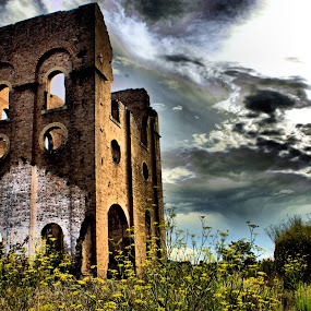 Blast Furnace by David Spillane - Buildings & Architecture Other Exteriors ( history, hdr,  )