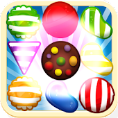 Candy Smash -3 match puzzle-