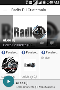 Radio DJ Guatemala- screenshot thumbnail