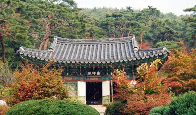 Image result for jeondeungsa temple