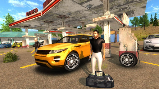 Crime Car Driving Simulator Apk 1