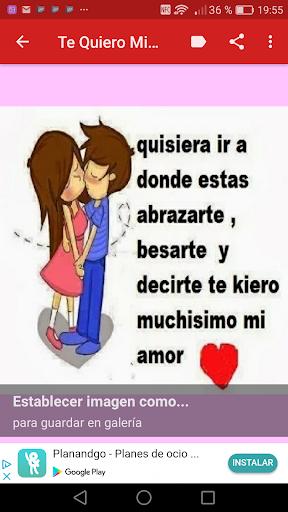 Te Quiero Mucho Mi Amor image | 6