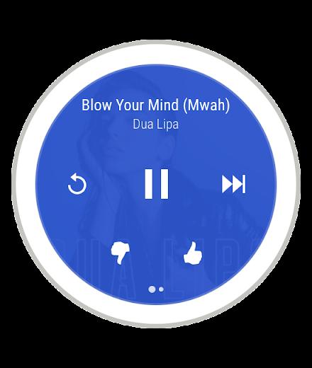 Screenshot 17 for Pandora's Android app'
