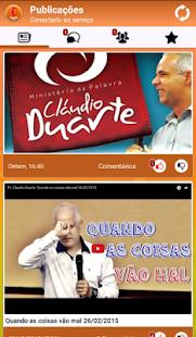 Pr. Cláudio Duarte ( OFICIAL ) - náhled