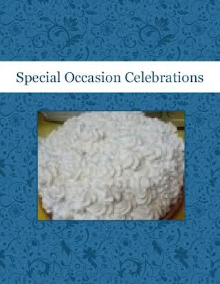 Special Occasion Celebrations