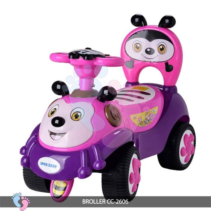 Xe chòi chân trẻ em Broller CC-2606 3