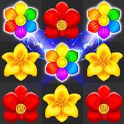 Blumengarten Blüte