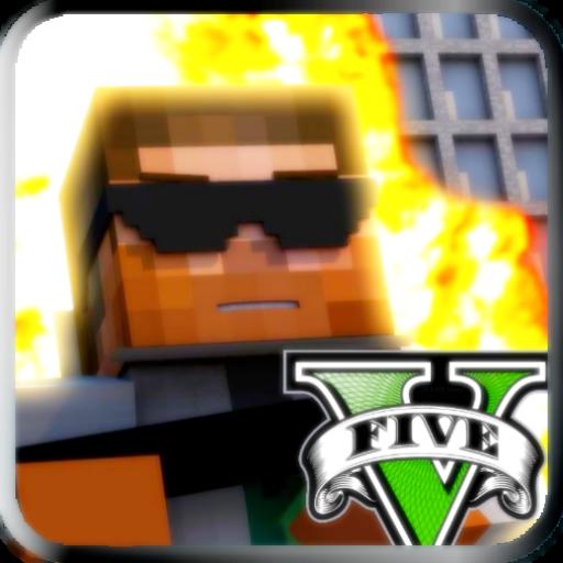 Mod & Skin GTA for Minecraft