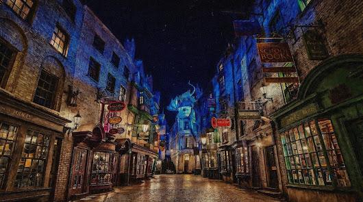 ¡Bienvenidos a la gran semana de Harry Potter! ¿Te apuntas?