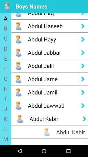 Islamic Names with Urdu Meaning - Pakistani Names