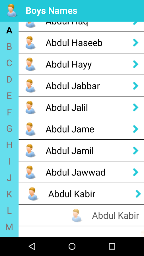 Islamic Names With Urdu Meaning