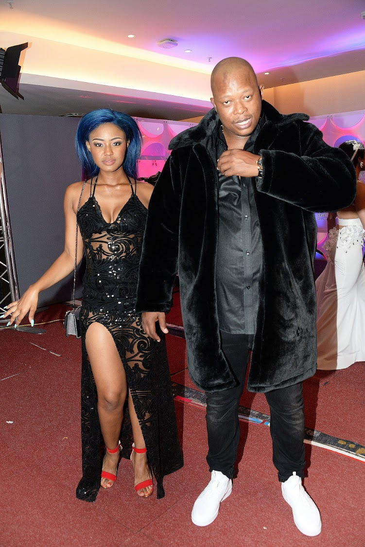 Babes Wodumo and Mampintsha.