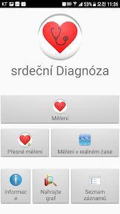 srdce Diagnóza - náhled