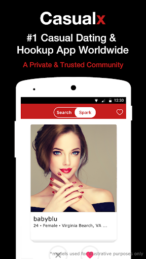 Casualx: Casual Hook Up Dating & Local NSA Hookup 1.9.3 screenshots 1