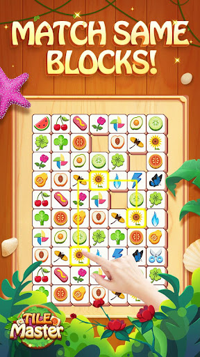 Tile Master - Classic Triple Match & Puzzle Game apkmartins screenshots 1